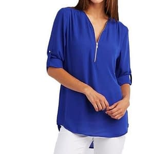 Elegant Chiffon Top For Women (Small to 5XL) Refuse You Lose brand: Refuse You Lose