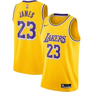 LeBron James Basketball Jersey for Men, Women, or Youth color: Black Cavaliers|City Edition Lakers|Classic Lakers|Hardwood Classic Cavaliers|Maroon Cavaliers|Purple Lakers|Salute to Service Heat|White Cavaliers|White Lakers|Yellow Lakers  Refuse You Lose
