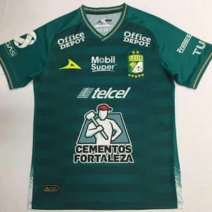 Club León Soccer Jersey for Men, Women, or Youth | Customizable color: Away|Home  Refuse You Lose
