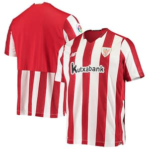 Athletic Bilbao Soccer Jersey for Men, Women, or Youth | Customizable color: 2019-2020 Home|2019-2020 Road|2020-2021 Home|2020-2021 Road  Refuse You Lose