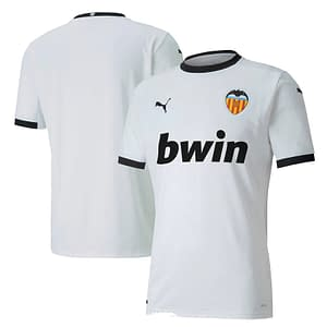 Valencia CF Soccer Jersey for Men, Women, or Youth | Customizable color: 2019-2020 Home|2019-2020 Road|2019-2020 Third|2020-2021 Home|2020-2021 Road|2020-2021 Third  Refuse You Lose