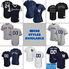 New York Yankees Jersey For Men, Women, or Youth   Customizable color: 2018 Nickname 2019 Navy 2019 Nickname 2020 Home 2020 Navy 2020 Road 2019 Home 2019 Road Memorial Day  Refuse You Lose
