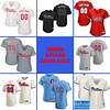 Philadelphia Phillies Jersey For Men, Women, or Youth | Customizable color: 2018 Nickname|2019 Alternate Cream|2019 Alternate Red|2019 Nickname|2020 Alternate Cream|2020 Alternate Light Blue|2020 Alternate Red|2020 Home|2020 Road|Black|2019 Home|2019 Road|Memorial Day|Throwback  Refuse You Lose