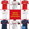 Sevilla FC Soccer Jersey for Men, Women, or Youth   Custom color: 2020-2021 Home 2020-2021 Road 2020-2021 Third 2019-2020 Home 2019-2020 Road 2019-2020 Third 2018-2019 Home 2018-2019 Road 2018-2019 Third  Refuse You Lose