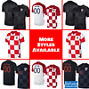 Croatia Soccer Jersey for Men, Women, or Youth   Custom color: 2020-2021 Home 2020-2021 Road 2018-2019 Home 2018-2019 Road  Refuse You Lose
