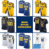 Indiana Pacers Jersey For Men, Women, or Youth | Customizable color: Alternate Yellow|City Edition|Home|Road  Refuse You Lose