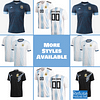 Argentina Soccer Jersey For Men, Women, or Youth   Customizable color: 2020-2021 Road 2019-2020 Home 2018-2019 Home 2018-2019 Road  Refuse You Lose