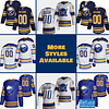 Buffalo Sabres Hockey Jersey For Men, Women, or Youth | Customizable color: Black Golden|Reverse Retro|Navy|Home|Road  Refuse You Lose