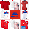 Chile Soccer Jersey For Men, Women, or Youth | Customizable color: 2020-2021 Home|2020-2021 Road|2018-2019 Home|2018-2019 Road  Refuse You Lose