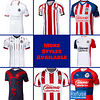 Chivas Soccer Jersey For Men, Women, or Youth   Customizable color: 2020-2021 Home 2020-2021 Road 2019-2020 Home 2019-2020 Road 2019-2020 Third 2018-2019 Home 2018-2019 Road 2018-2019 Third  Refuse You Lose