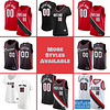 Portland Trail Blazers Jersey For Men, Women, or Youth   Customizable color: Alternate Red City Edition Home Road  Refuse You Lose