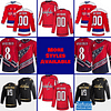 Washington Capitals Jersey for Men, Women, or Youth | Customizable color: Black Golden|Reverse Retro|Alternate|Home|Road  Refuse You Lose
