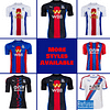 Crystal Palace FC Jersey for Men, Women, or Youth | Customizable color: 2020-2021 Home|2020-2021 Road|2020-2021 Third|2019-2020 Home|2019-2020 Road|2019-2020 Third  Refuse You Lose