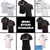 Los Angeles FC Jersey for Men, Women, or Youth | Customizable color: 2020 Home|2020 Road|2018 Home|2018 Road|2019 Home|2019 Road  Refuse You Lose
