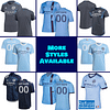 New York City FC Soccer Jersey for Men, Women, or Youth | Customizable color: 2021 Home|2020 Home|2020 Road|2018 Home|2018 Road|2019 Home|2019 Road  Refuse You Lose
