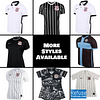 Corinthians Soccer Jersey for Men, Women, or Youth   Customizable color: 2020-2021 Home 2020-2021 Road 2020-2021 Third 2019-2020 Home 2019-2020 Road 2019-2020 Third  Refuse You Lose