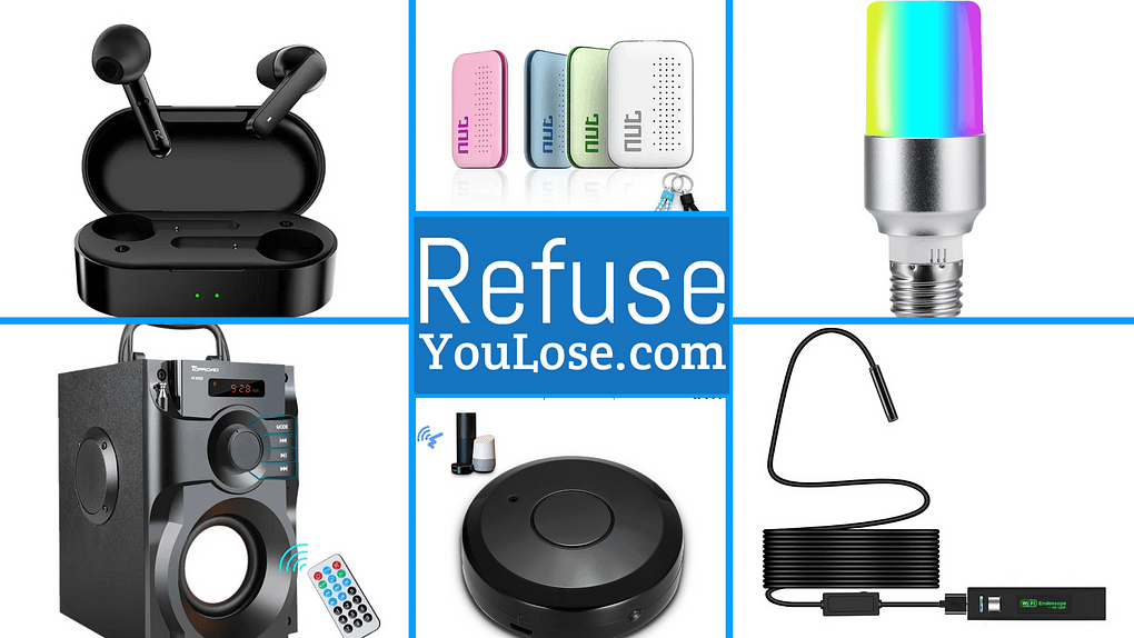 Smart Electronic Deals at RefuseYouLose.com