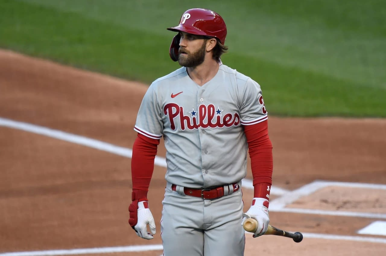 Bryce Harper Phillies Jersey for Men, Women, or Youth