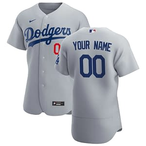 Los Angeles Dodgers MLB Baseball Jersey For Men, Women or Youth (Any Name and Number) color: 2018 Nickname|2019 Alternate Blue|2019 Alternate Gray|2019 Nickname|2020 Alternate Blue|2020 Alternate Gray|2020 Home|2020 Road|2019 Home|2019 Road|Memorial Day  Refuse You Lose