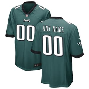 Philadelphia Eagles Jersey For Men, Women, or Youth | Customizable brand: Refuse You Lose  Refuse You Lose