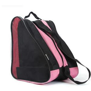 Sport Bag for Rollers and Hockey Skates Refuse You Lose color: Blue Red Pink