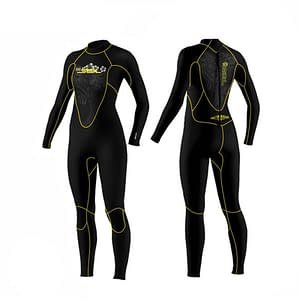 Women's 5 mm Neoprene Wetsuit Refuse You Lose size: Small Medium Large XL