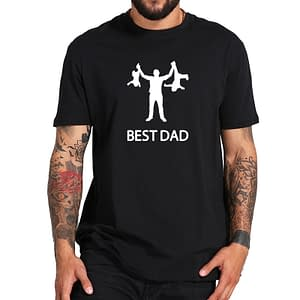 Best Dad T shirt Funny Design Father Day Tshirt 100% Cotton Fashion Gift T-shirt EU Size Best Gifts of 2020 🎁 Best Gifts of 2020 For Men 💪 Best 2019 Deals Clearance 🚨 color: Black10|Black11|Black12|Black3|Black4|Black5|Black6|Black7|Black8|Black9|Black|BLACK2  Refuse You Lose https://refuseyoulose.com