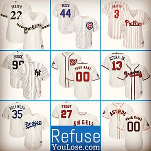 Deals By MLB Team