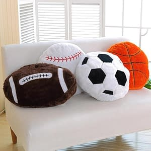 New Creative Soccer Shaped Pillow Fluffy Stuffed Plush Soft Durable Sports Toy Style Playing Gift For Kids Room Decoration Best Gifts of 2020 🎁 Best Gifts of 2020 For Boys 🙍🏻♂️ Best Gifts of 2020 For Men 💪 Baseball Products ⚾️ Basketball Products 🏀 Football Products 🏈 Soccer Products ⚽️ color: England|White|Yellow  Refuse You Lose https://refuseyoulose.com