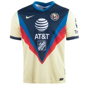 Club America Jersey For Women, Youth or Men | Customizable color: 2018-2019 Home|2018-2019 Road|2019-2020 Home|2019-2020 Road|2020-2021 Home|2020-2021 Road|Teal|Orange  Refuse You Lose