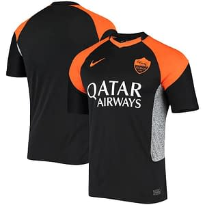 AS Roma Soccer Jersey for Men, Women, or Youth   Customizable color: 2019-2020 Home 2019-2020 Road 2019-2020 Third 2020-2021 Home 2020-2021 Road 2020-2021 Third  Refuse You Lose