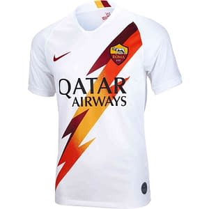 A.S. Roma Soccer Jersey for Women, Youth, or Men   Customizable color: 2019-2020 Home 2019-2020 Road 2019-2020 Third 2020-2021 Home 2020-2021 Road  Refuse You Lose