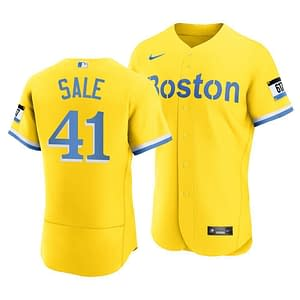 Chris Sale Baseball Jersey For Men, Women, or Youth color: 2018 Nickname 2019 Alternate Navy 2019 Alternate Red 2019 Nickname 2020 Alternate Navy 2020 Alternate Red 2020 Home 2020 Road 2021 City Connect Black 2019 Home 2019 Road  Refuse You Lose