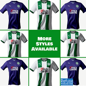 FC Groningen Soccer Jersey for Men, Women, or Youth   Customizable color: 2020-2021 Home 2020-2021 Road  Refuse You Lose
