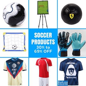 Official Soccer Products