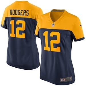 Aaron Rodgers Packers Jersey for Women, Youth, or Men  Refuse You Lose