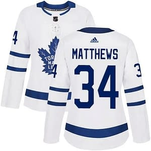 Auston Matthews Maple Leafs Hockey Jersey for Women, Youth, or Men  Refuse You Lose