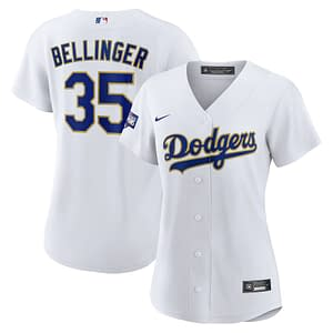 Cody Bellinger Los Angeles Dodgers MLB Baseball Jersey for Women, Youth, or Men  Refuse You Lose