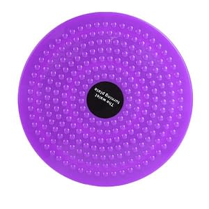 Waist Twisting Disc color: Blue Pink Silver Green Purple  Refuse You Lose