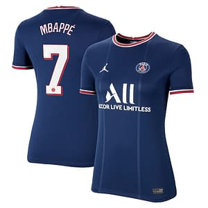 Kylian Mbappé PSG and France Soccer Jersey for Women, Youth, or Men  Refuse You Lose