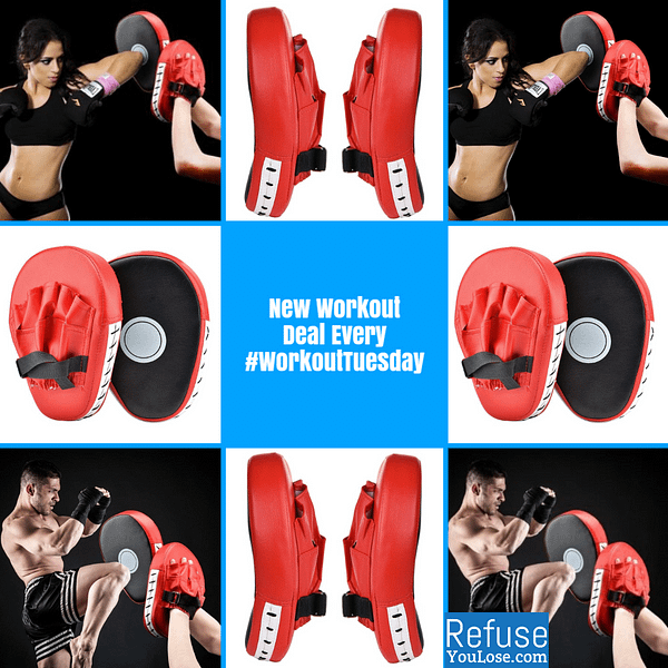 One Size Fits All Punch Target Pads brand: Refuse You Lose  Refuse You Lose