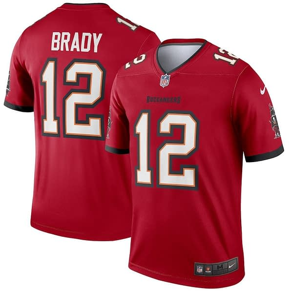 Tom Brady Buccaneers Jersey for Men, Women, or Youth color: Alternate Pewter Black V-Neck Salute to Service Home Road  Refuse You Lose