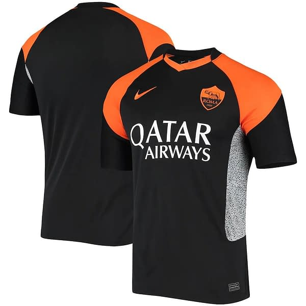 AS Roma 2020-2021 Third Soccer Jersey