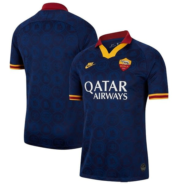 AS Roma 2019-2020 Third Soccer Jersey