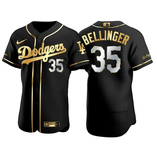 Cody Bellinger Los Angeles Dodgers Jersey for Women, Youth, or Men  Refuse You Lose