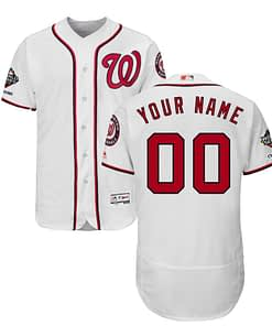 Washington Nationals MLB Baseball Jersey For Men, Women, or Youth (Any Name and Number) Jerseys For Men ⚾️🏀🏈⚽️🏒 Jerseys For Women ⚾️🏀🏈⚽️🏒 Jerseys For Kids ⚾️🏀🏈⚽️🏒 Baseball Jerseys 👕⚾️👚 color: 2018 Nickname|2019 Nickname|2019 World Series|Alternate Navy|Alternate Red|Memorial Day|Home|Road Refuse You Lose https://refuseyoulose.com