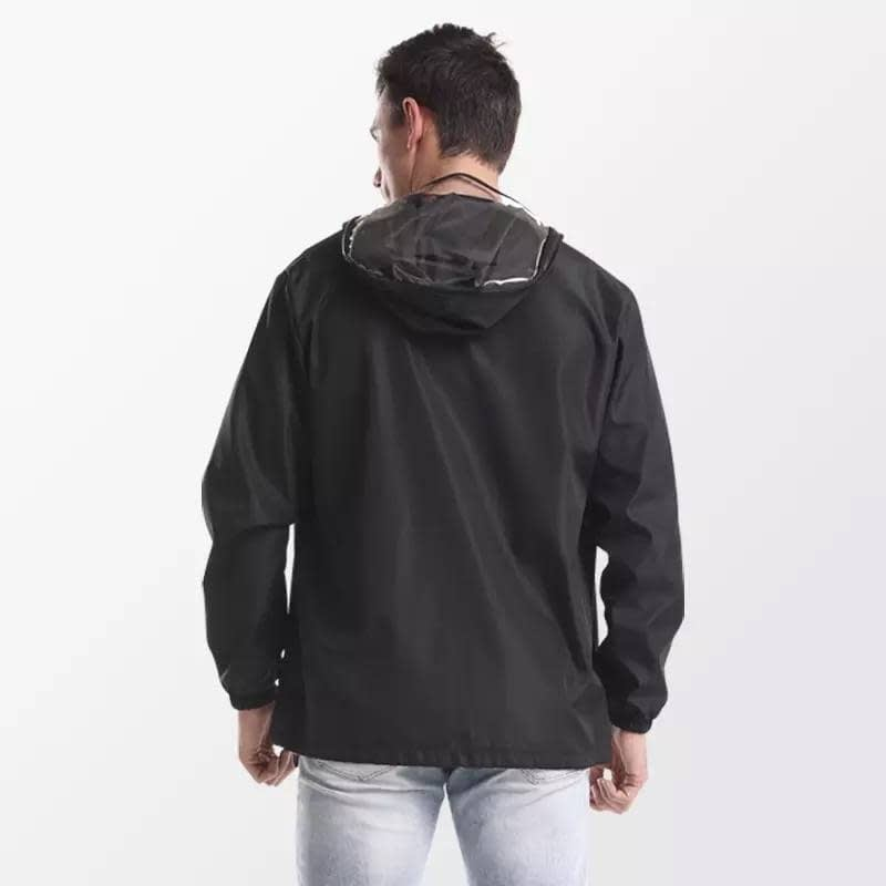 RefuseYouLose.com | Isolation Protective Jacket with Face Mask | Refuse You Lose