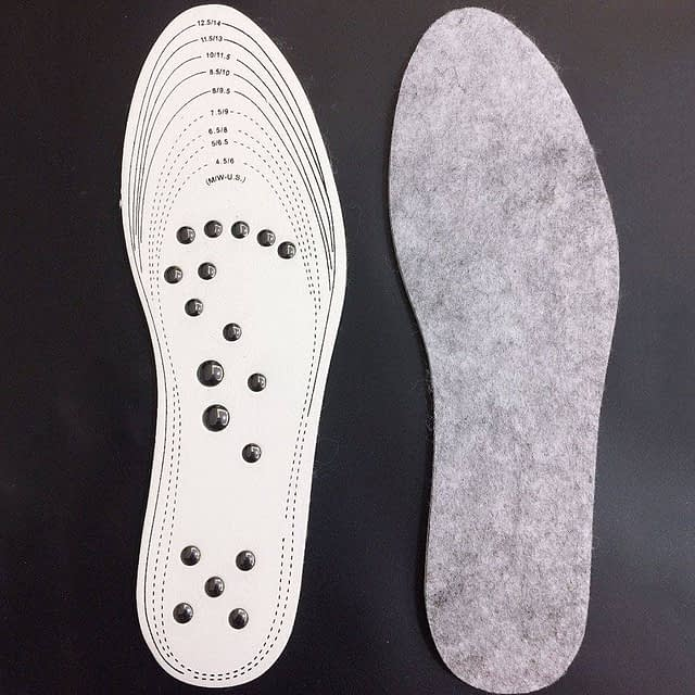 Unisex Acupressure Slimming Insoles New Arrivals 2020 Best Sellers Foot Pain Relief Weight Loss Remedies color: 1|2