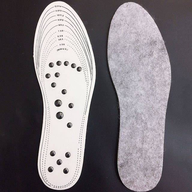 Unisex Acupressure Slimming Insoles color: 1|2  New Arrivals 2020 Best Sellers Foot Pain Relief Weight Loss Remedies