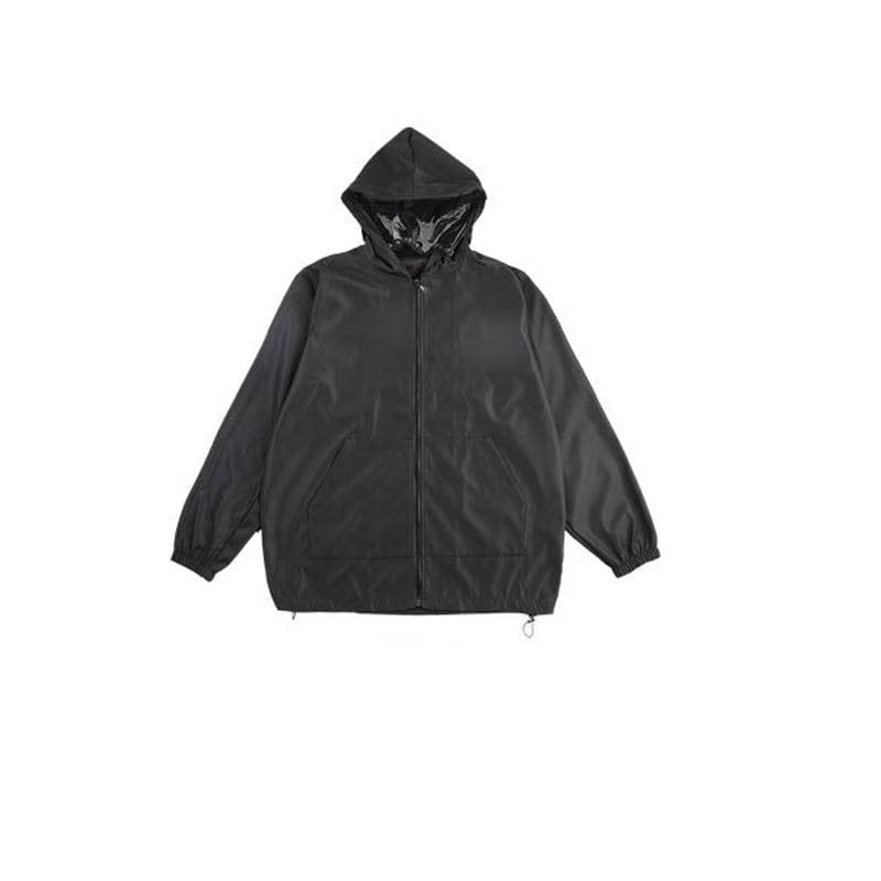 Black Anti Coronavirus Jacket - DrKillpain.com - Dr. Killpain